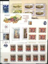 Slovakia MNH 2010 Complete Year set  with Miniature Sheets