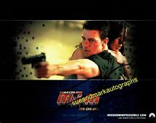 Tom Cruise Jack Reacher Mission Impossible III Ethan Hunt  Autograph UACC RD 96