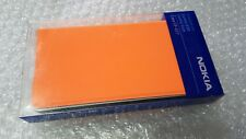 Official Sealed Nokia Lumia 930 Wireless Charging Flip  Case CP-637 - Orange