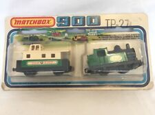 MATCHBOX TP-27 TWIN PACK STEAM LOCO - BLISTER PACK