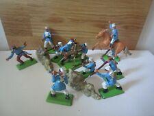petit soldat légionnaire mitrailleuse gatling britains deetails