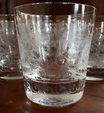 1x BACCARAT Whisky / Whiskey Old Fashioned Tumbler ROHAN - viele verfügbar !!!