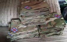 Original MTP British Army Blanking Patches Tabs Uniform UBACS Shirts Smocks