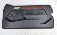 Mercedes Benz W124 Coupe leather door trim right 1247271620