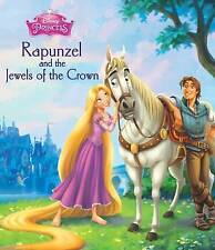 Disney Princess Rapunzel and the Jewels of the Crown by Parragon (Paperback,...