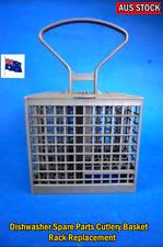 Dishwasher Cutlery Basket Rack Suits Many OEM Brands grey Brand New (B87)