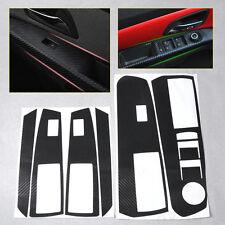 Carbon Fiber Door Window Switch Sticker for Chevrolet/ Holden Cruze 2009-2014