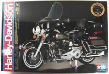 TAMIYA 1/6 Harley-Davidson FLH Classic BLACK FLASH BIG SCALE NO.15 LIMITED!!