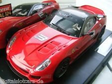 "Carrera Digital 124 23756 Ferrari 599XX ""As seen at Geneva Motorshow 2009"" BOX"