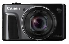 Canon PowerShot SX720 HS Black Digital Camera 20.3MP 40x Wi-Fi CMOS NIB