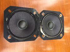 """Technics Panasonic 65PH14SE 2 5/8"""" 8 OHM SPEAKER TWEETER PAIR MATSUSHITA"""