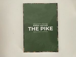 The Ultimate Predator Esox Lucius The Pike - Fishing Book - Brian Goodwin