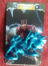 Caballero de la muerte 2x figuras espadas & Sorcery Kickstater Boardgame monstruos Caballeros