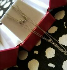 "HELEN FICALORA 14K GOLD 18"" NECKLACE CHAIN • NEW WITH ORIG BOX!"