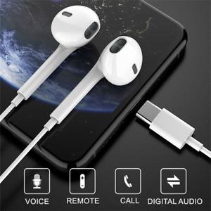 ✅ USB-C Headset TYP-C Kopfhörer Für Samsung Xiaomi Huawei OnePlus OPPO Sony LG✅