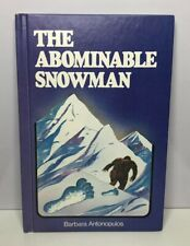 The Abominable Snowman by Barbara Antonopulos. Raintree Children's Books 1977.