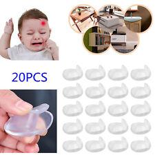 20xEckenschutz Kantenschutz Eckschutz Glastisch Kinder Tischkante Anti-Kollision