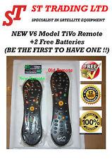 NEW virgin media V6 Model TiVo Remote +2 Free Batteries