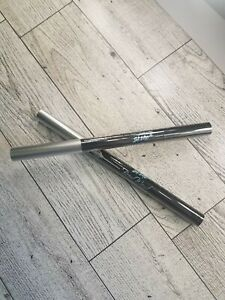 2x SKONE COSMETICS Brow Wand Eyebrow Pencil  * CHOCOLATE * 0.3g/0.01oz FULL SIZE
