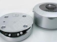 Ultrasons-nettoyage appareil idéal pour pièces de monnaie bijoux CD lunettes, etc. 7050neu