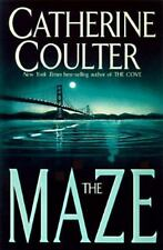 FBI Thriller: The Maze No. 2 by Catherine Coulter (1997, Hardcover)