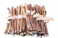"""GoGo USA LARGE 12"""" inch Best Bully Sticks All Natural Dog Treat Chew - 25 Pack"""