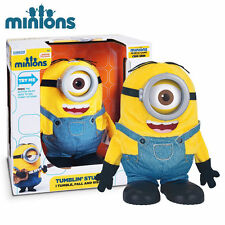 Despicable Me Interactive Minions Talking Tumblin's Stuart Action Figures Toy