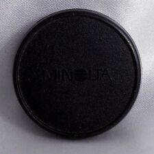 Minolta 38.3mm ID Push-Slip- on Plastic Front Lens Cap 6223023