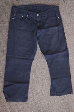 Cotton High Rise Regular Size Jeans Men's 26L Inside Leg