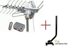 LAVA HD-2605 HDTV DIGITAL Outdoor TV ANTENNA HD UHF VHF FM with J-Pole Mount