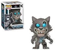 Twisted Wolf Funko Pop Vinyl New in Mint Box + Protector