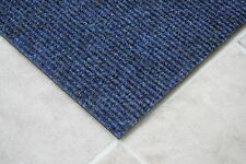 Bedford Lag Blue Carpet Tiles - Commercial - Domestic Office Heavy Use Flooring