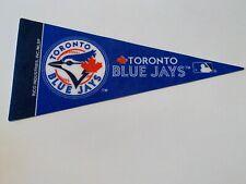 "MLB Toronto Blue Jays Mini Pennant Flag 4""x9"" NEW Baseball Decor Banner"