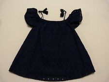 COTTON ON girls navy top size 12 - $4 post option