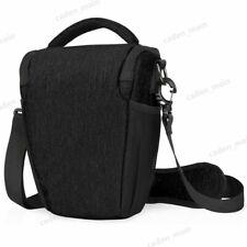 CADeN Black Sling Camera Shoulder Bag Case for Nikon Canon Sony Pentax Leica SLR