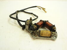 1990 Suzuki LT250R Quadracer Engine Stator Assembly / Magneto Ignition Coil Mag