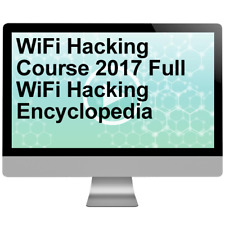 WiFi Hacking Course 2017 Full WiFi Hacking Encyclopedia Video Training Course