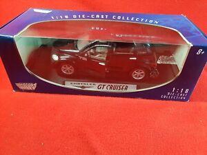Motormax 1:18 Model : Chrysler GT Cruiser : Boxed