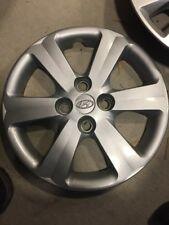 "1-14"" Hyundai Accent 2008 2009 2010 2011 Hubcaps Wheelcovers Hub Cap"