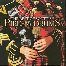 The Best of Scottish Pipes & Drums [Reflections] by Various Artists (CD, 2008, Reflections)