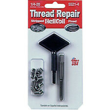 Helicoil 5521-4 0.25-20 Inch Coarse Thread Repair Kit