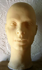 INGRID BERGMAN Latex Head from MOVIELAND WAX MUSEUM MOLD! Sculpt by Pat Newman!
