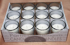 Emergency Candles~24ct~For-Survival-Storm-Camping,or EMERGENCY~240-Hour Burn