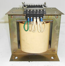 Union / Fanuc 1.5 KVA Power Transformer, A80L-0001-0344, 1500 VA, Used, WARRANTY