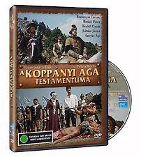 A KOPPÁNYI AGA TESTAMENTUMA - HUNGARIAN DVD (1967)