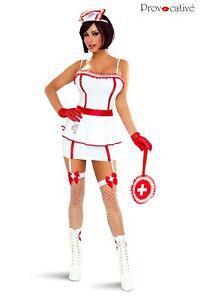 Déguisement d'infirmière, robe sexy, costume femme stretch, sexy play sex