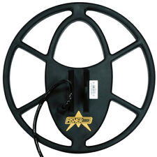 """Fisher 10.5"""" X-Series Black Waterproof Spider Search Coil 7' Cable 10COIL-1236X"""