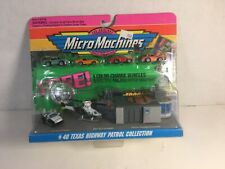 Galoob Micro Machines #40 Texas Highway Patrol Sealed with Color Changers