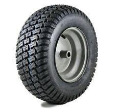 16x6.50-8 Rubber Master Turf Tire & Wheel Rim Husqvarna Lawn Mower Tractor A-11