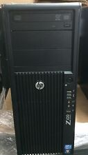 HP Z420 Workstation Xeon E5-1603 Quad Core 2.8GHz 4GB/250GB HDD